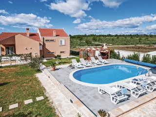 4 bedroom Villa in Kod Mula, Zadarska Zupanija, Croatia : ref 5525211