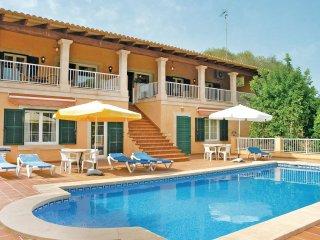 5 bedroom Villa in Cala d'Or, Balearic Islands, Spain : ref 5523242