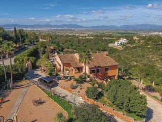 5 bedroom Villa in L'Aranjassa, Balearic Islands, Spain : ref 5523232
