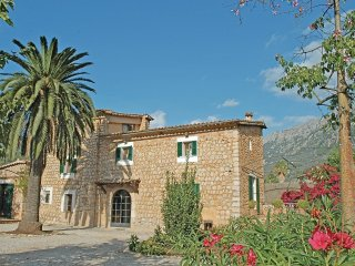 5 bedroom Villa in Biniaraix, Balearic Islands, Spain : ref 5523230