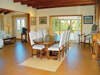 4 bedroom Villa in Valldemossa, Balearic Islands, Spain : ref 5523213