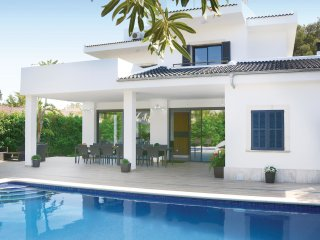 6 bedroom Villa in Can Picafort, Balearic Islands, Spain : ref 5523188
