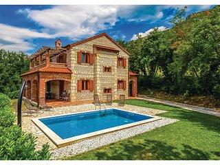 4 bedroom Villa in Grižane, Primorsko-Goranska Županija, Croatia : ref 5520989
