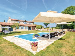 3 bedroom Villa in Divsici, Istria, Croatia : ref 5520479