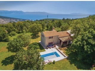 3 bedroom Villa in Rabac, Istria, Croatia : ref 5520255