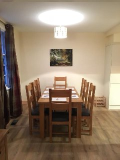 Dining are looking from living room