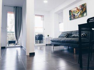 Un nouveau et coquet appartement en face de la plage Eurosol de Benicassim