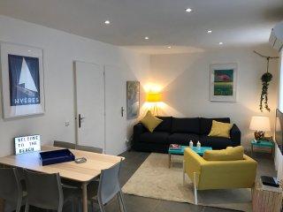 Superbe appartement 50 m2 neuf, 3 minutes des plages, Giens