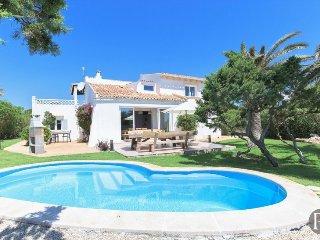 4 bedroom Villa in Cala Serena, Balearic Islands, Spain : ref 5433272