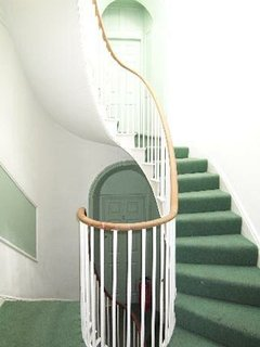 Wonderful Grade II listed stairs