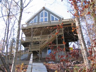 Norris Lake 6 BR Waterski Lodge