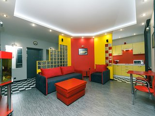 Two-room. Luxury. 17.Baseina Centre of Kiev