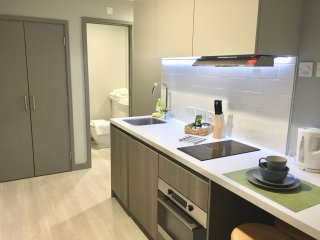 #215 - Modern Studio Apartment in City Centre