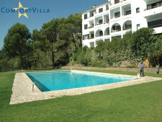 Begur Apartment Sleeps 6 with Pool Air Con and WiFi - 5246700