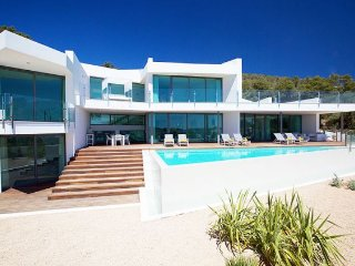 5 bedroom Villa in Es Cubells, Balearic Islands, Spain : ref 5239064