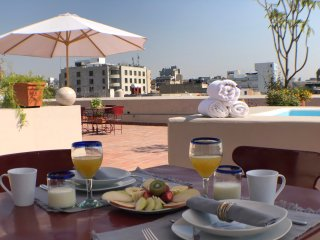 Colonia Americana Apartment Sleeps 4 with Pool Air Con and WiFi - 5677121