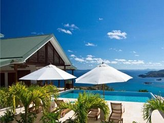 Moringa - Bequia - 5 Bedroom Mustique Style Property