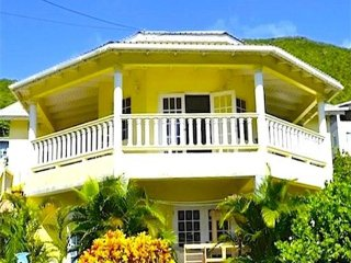 Beach View Villa - Bequia