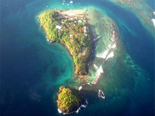 Private Island - Young Island, St.Vincent