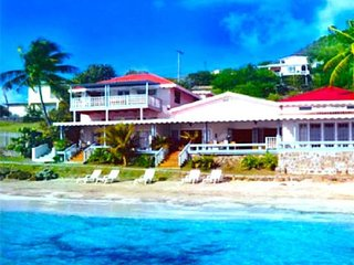 Bequia Beachfront Villa - 1 Bedroom - Bequia