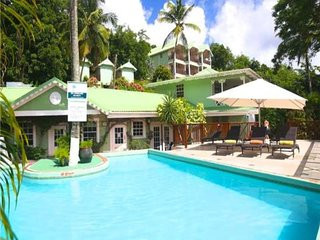 Sunset Villa - Marigot Beach Club - St Lucia