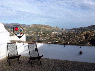 ekotel - balcon de la Villa -