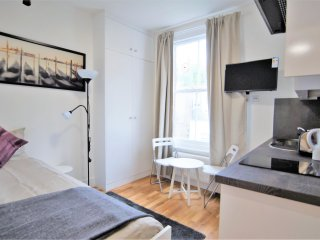 Flat 7, Top floor modern studio in Chelsea