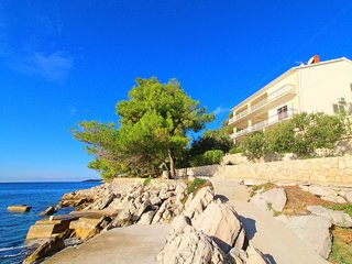Apartments Villa Steffi - Comfort One Bedroom Apartment with Terrace and Sea Vie