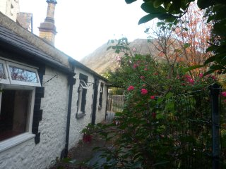 Welsh Cottage by the Sea, Dog welcome