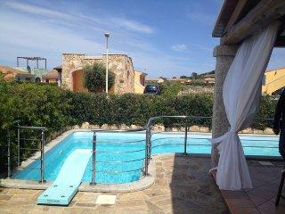 Villa i Delfini Baia Sant'anna