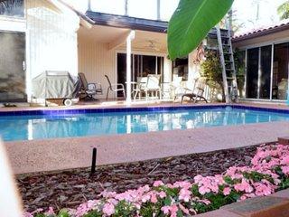 Pool Home at Beach in Jupiter in Ocean Community!