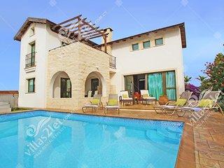 Cyprus Holiday Villa FOTINI Profile