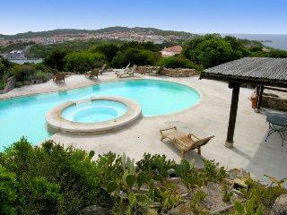 5 bedroom Villa in Santa Teresa Gallura, Sardinia, Italy : ref 5513038