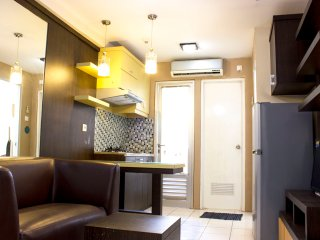 FAMOUS 2 BED ROOMS At North Jakarta