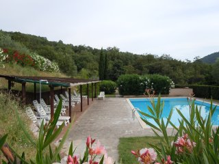 Apartments in Natural Stonehouse amidst Trasimeno Lake Nat.park
