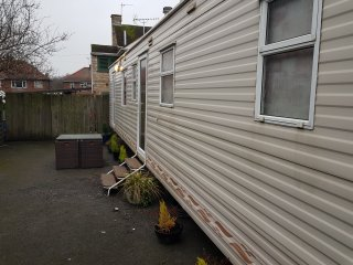 the jackdaw tadcaster,static caravan sleeps up to 6 people close to york & leeds
