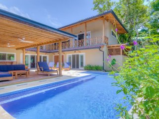 Casa Oceanus - Luxury new home set atop breezy knoll in Guiones Beach Club