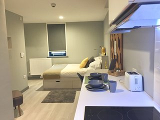 Modern Studio Apartment in City Centre 216