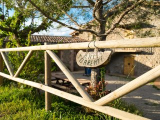 Cal Torrentí, casa de turismo rural, alquiler completo