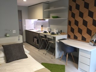Modern Studio Apartment in City Centre 211