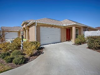 Stunning Villa in Pine Ridge close to Colony Plaza with a golf cart.