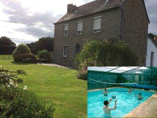 Gite de KERPIRIT avec SPA & piscine couverte et chauffee