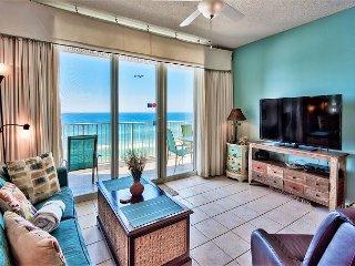 20%OFF SPRING STAYS: GULF VIEW DLX Beach Condo*Resort Pool/Hot Tub +VIP Perks