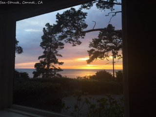 Stunning Ocean Views, Close to Golf, Wine Tasting, Shops, Beach, Aquarium Passes