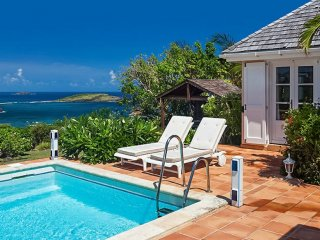 Villa Le Roc :: Ocean View ^ Located in  Beautiful Petit Cul de Sac with Private