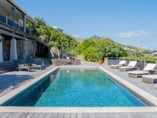 Villa Claridge  Ocean View, Private Pool