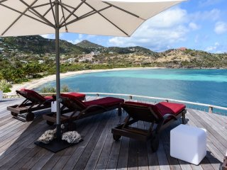 Villa Papaye  # Ocean View # Located in  Fabulous Petit Cul de Sac with Private