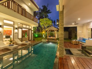 3 Bedroom Villa1 in Canggu Club Residence;