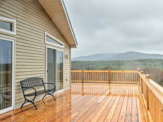 Spacious Prattsville House w/ Catskill Mtn Views!