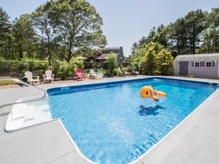 NEW! 3BR Mashpee House w/Pool and Furnished Patio!